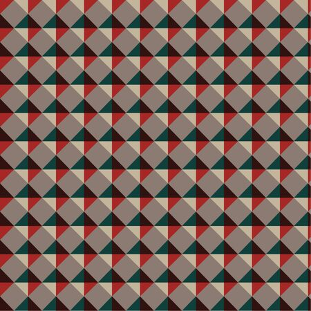 Abstract optic effect colorful pattern background.