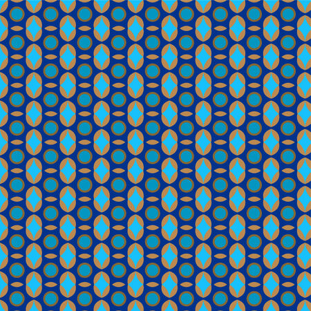 Abstract geometric pattern  Vector art