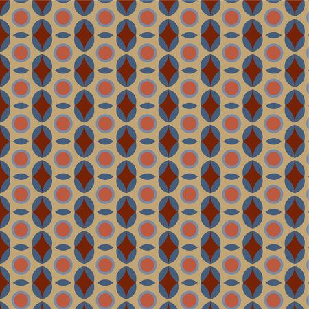 Abstract geometric pattern Illustration