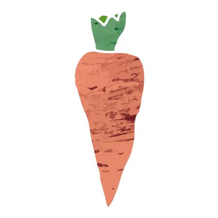 Carrot icon  Vector art