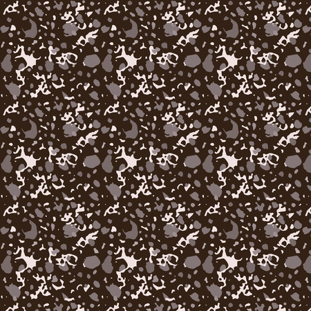 wartime: Abstract pattern  Camouflage Illustration