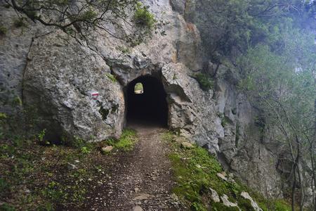 Mining path Su Corovau