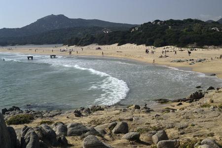 Beach Su Giudeu