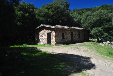 Refuge Barracca Sassa