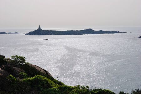 View of Isle of Cavoli