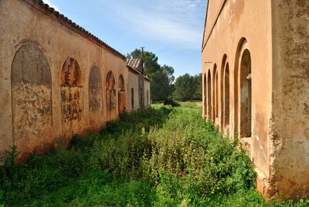 View of Asproni Village or Seddas Moddizzis