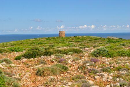 Tower of Cala Domestica
