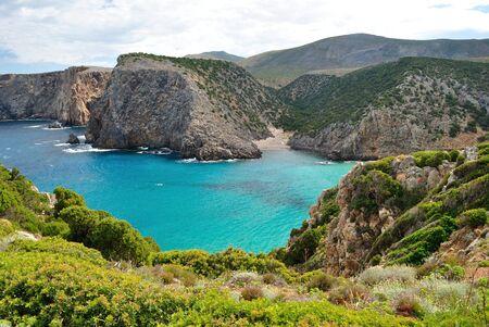 Beach of Cala Domestica