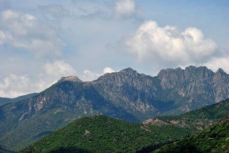 View of Monte Lattias Stok Fotoğraf