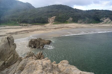 Beach of Porto Illixi