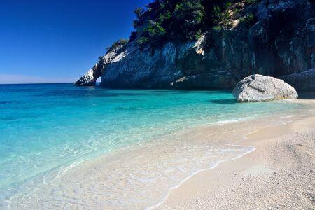 Beach of Cala Goloritz