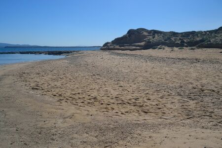 Beach of Su Pallosu