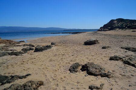 Beach of Su Pallosu