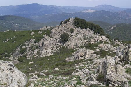 View of Monte Eccas