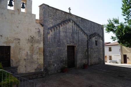 The Romanic Church of Santo Stefano