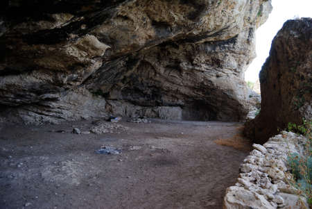 The path to Via Ferrata of the Queen