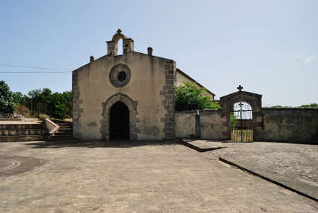 The Romanic Church of S. Antono Abate
