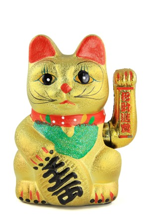 Golden Lucky Cat