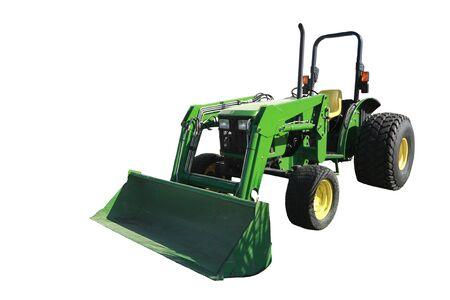 compact track loader: Front loader Editorial