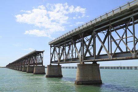 The old Railroad Bridge photo