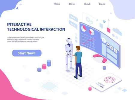 interactive technological interaction