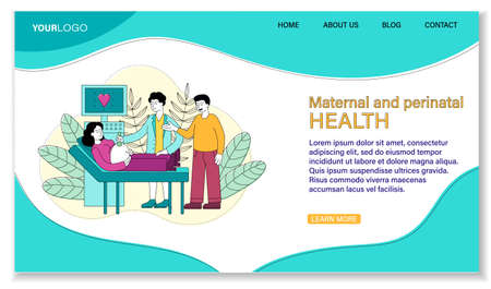 Maternal and Prenatal Health concept