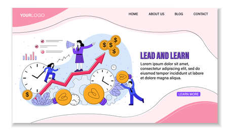 Lead and Learn as a path to success in business