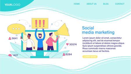 Internet Advertisement or Social Media Marketing