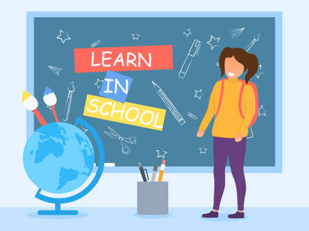 Education vector concept