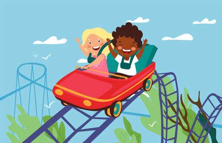 Roller coaster concept