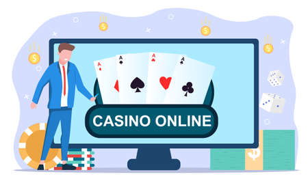 Casino and Gambling Concept