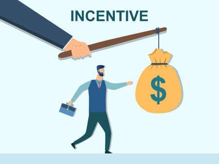 Incentive business concept