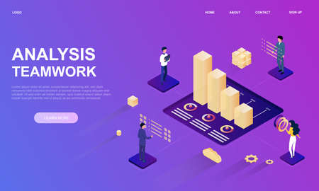 Isometric teamwork analysis planning