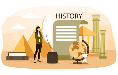 Concept of history science