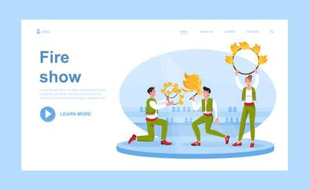 Fire Show concept