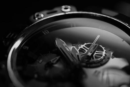 Detail der Uhr Standard-Bild - 61631970