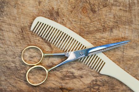 Scissors. photo