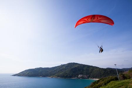 oludeniz: paragliding.
