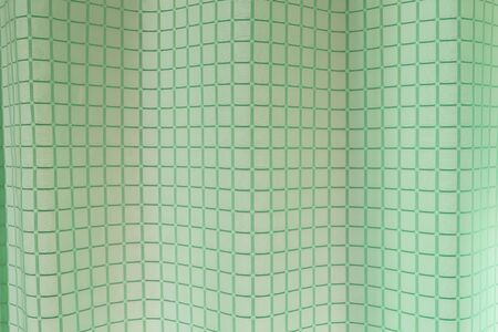 tableau curtains: Bright abstract green background.