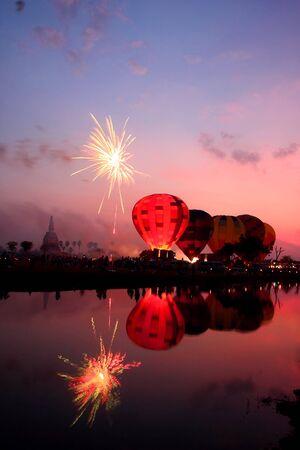 International Balloon Festival work  photo