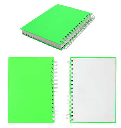 Blank Note Book For write anythings in it Stock Photo - 8317202