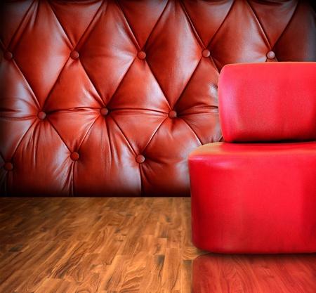 Grunge Styled Interior photo