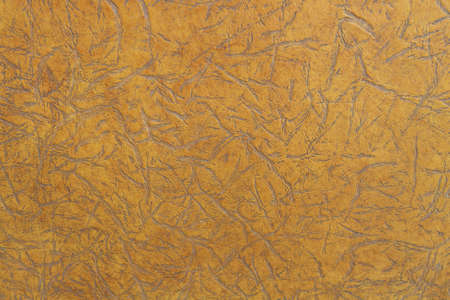 Brown leather texture closeup Stock Photo - 8750619
