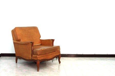 Old fashioned chair Stock Photo - 8750577