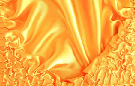 Silk textile background photo