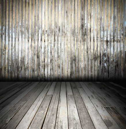 old grunge background, vintage interior photo
