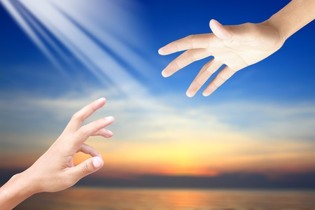 forgive: Helping hand