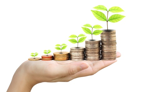 Increase your savings Stock Photo - 9520953