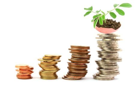 Increase your savings Stock Photo - 9650015