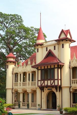 chan: Sanam Chan Palace,(King Rama 6), Nakhon pathom, Thailand